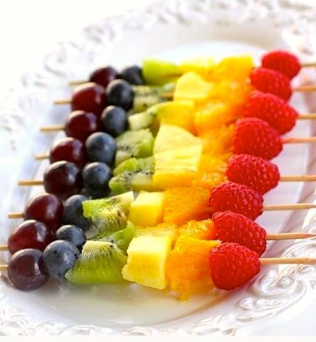 Fun fruit treat for the kids