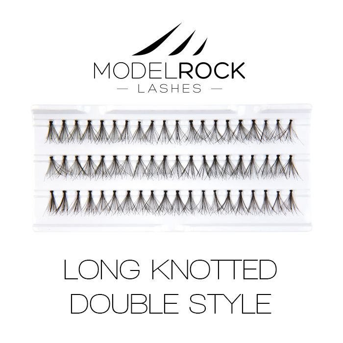 ModelRock Double Style Individuals - Long Knotted