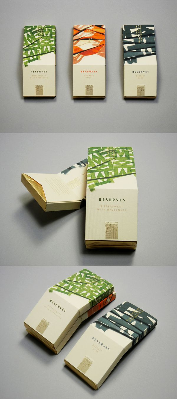 Chocolate #packaging #design PD