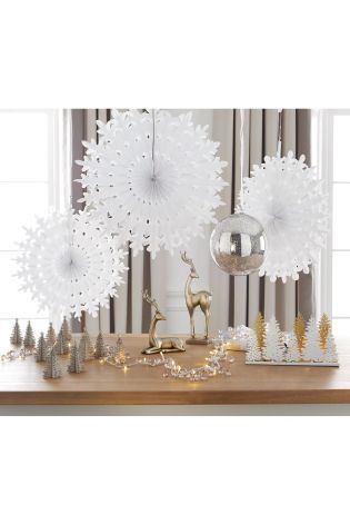 Christmas Home Decorations From Next