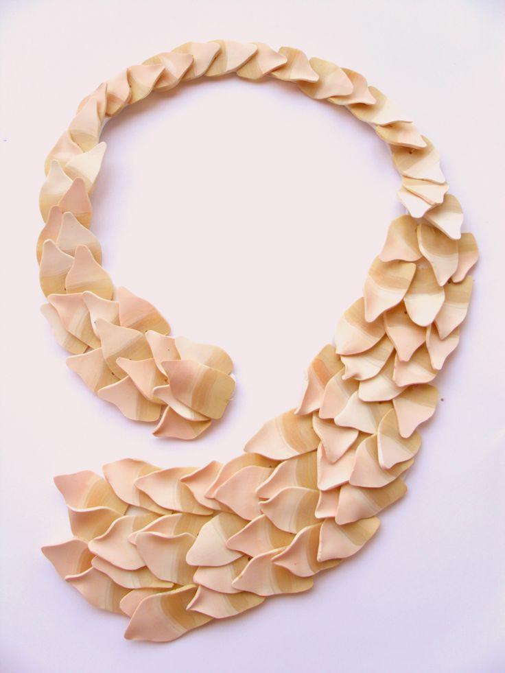 ~Aquarium~ Alabaster Necklace