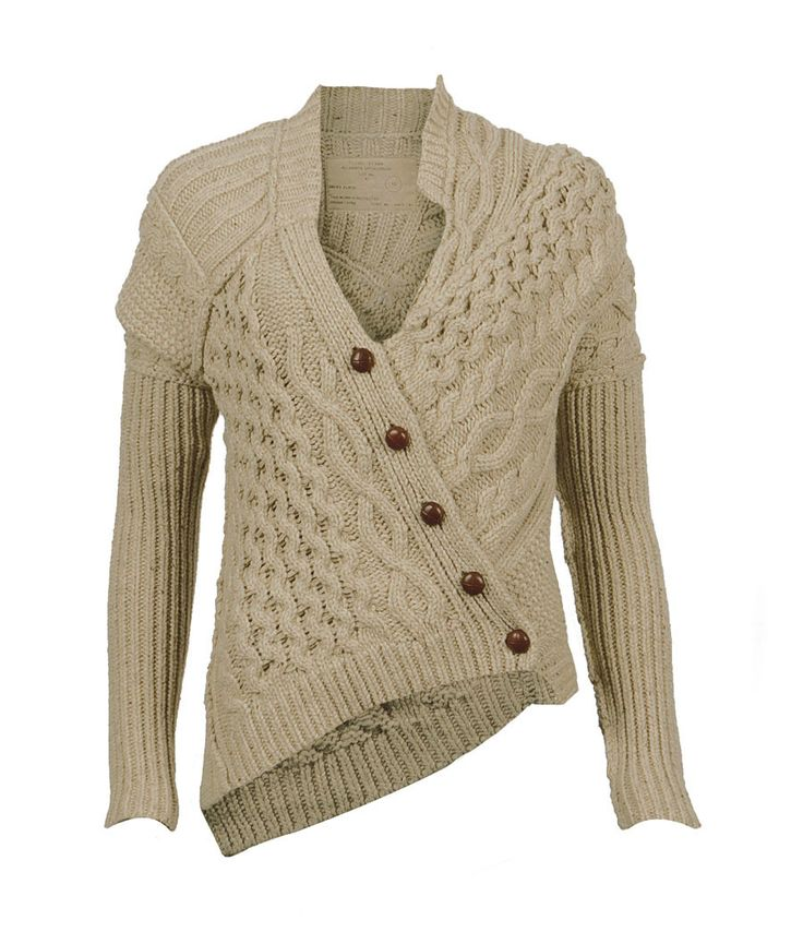 All Saints winter bomber sweater....never heard of this company & it's a little expensive but I love it! $225