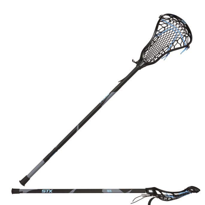 Stx Women S Exult 300 On 7075 Complete Lacrosse Stick In 2020 Lacrosse Sticks Lacrosse Girls Lacrosse Sticks