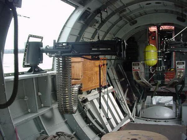 B 17 Interior