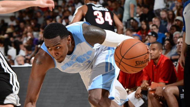 """Quincy Miller after pouring in 23 at Summer League: """"A lot of work left ...  Hard core hoops fan? Let's connect!! •Check out all my latest blog posts from both my sites:  ohttp://slapdoghoops.blogspot.com,   •Follow me on Twitter  ohttp://www.twitter.com/slapdoghoops •The same goes for my Google+ page; add me to your circles  ohttps://plus.google.com/+SlapdoghoopsBlogspot/posts  •Finally, do me the honor and like my Official Facebook Page:  ohttps://www.facebook.com/slapdoghoops"""