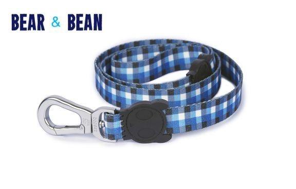 "ZEE DOG ""BEAR & BEAN"" DOG LEAD"