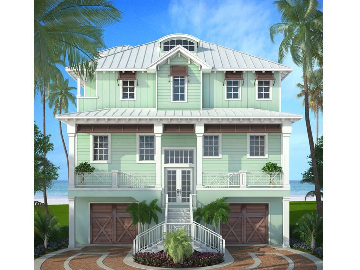 44 best images about elevated floor plans beach on for Coastal carolina house plans