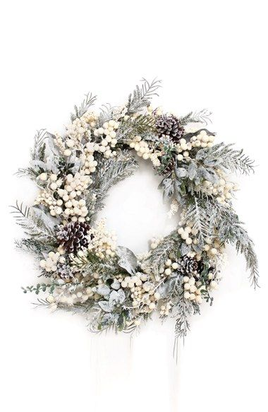 Free shipping and returns on MELROSE GIFTS Winterberry Wreath at Nordstrom.com. Winterberries, pinecones and a light dusting of snow add to the seasonal charm of a rustic pine wreath.