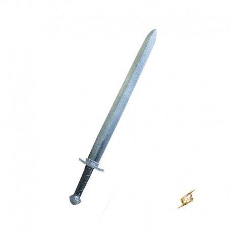 RFB Basic Errant - miecz larpowy długości 70 cm. Wykonany w bezpiecznej technologii piankowej. Hybryda - broń larpowa nowej generacji Ready For Battle.