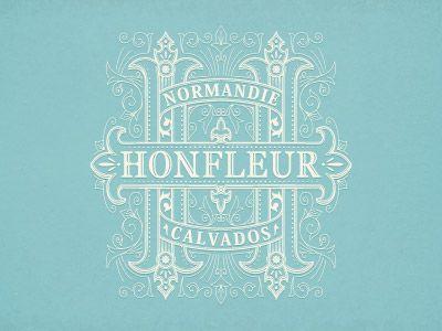 Honfleur by JC Desevre - visit!