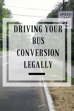 What to consider, legally, when buying and titling a bus for a bus conversion. Great tips for anyone searching the market for a vehicle to use in a bus conversion!
