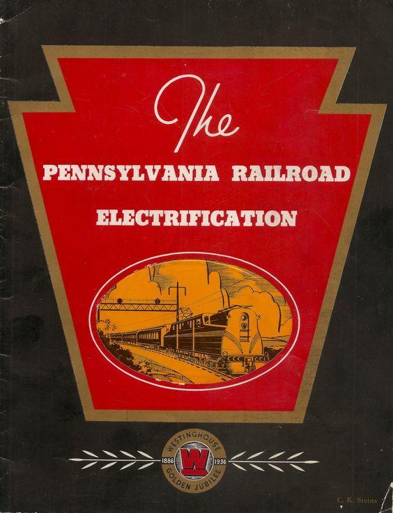 Alle Größen   The Pennsylvania Railroad Electrification - Westinghouse Electric brochure - 1935   Flickr - Fotosharing!: