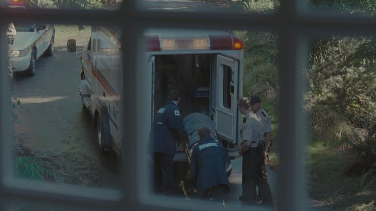 They don't train medics in Exorcism. Ambulances are seldom comforting. How…