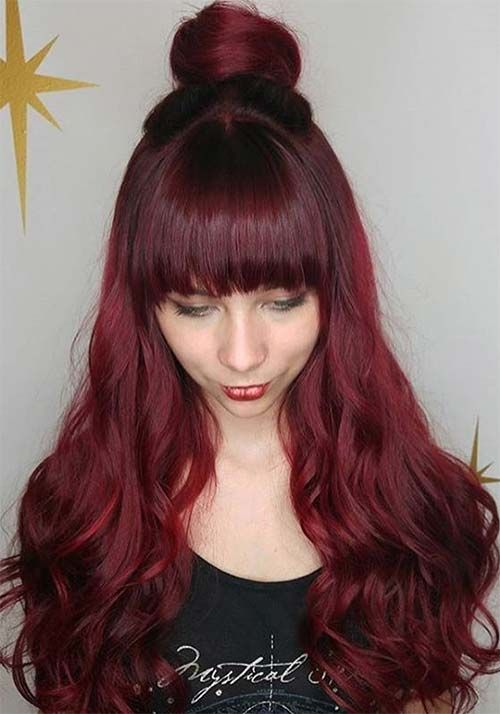 76 Best Hair Colors Images On Pinterest Hair Color Hairdos And Braids