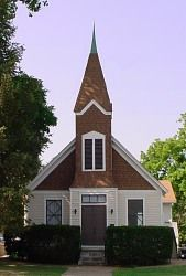 Old Town Wedding Chapel In Florissant MO This Is Where We Were Married 9