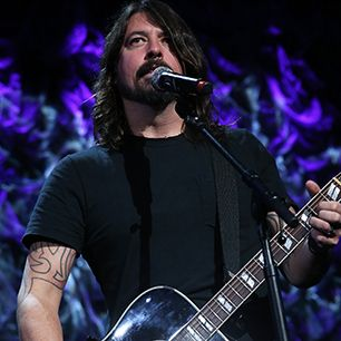 Dave Grohl Plays 'Quintessential Beatles Rocker' for TV Tribute