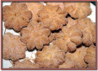 Bizcochitos Recipe: New Mexican biscochitos cookies.    Also, chicken Posole; pumpkin empanadas & more Albuquerque