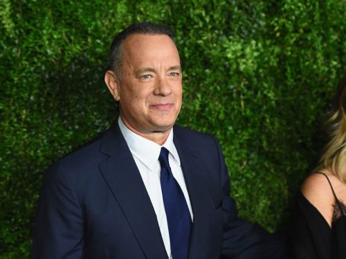 Tom Hanks inspired us and everyone at MoMA with his ~ very ~ presidential speech