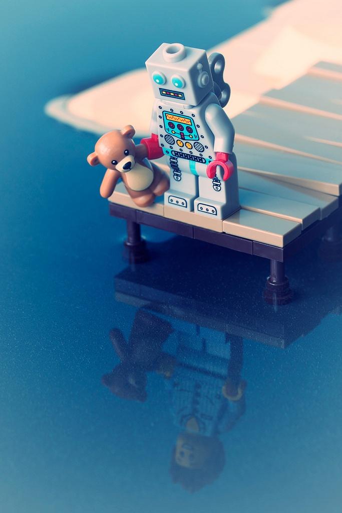 1000+ images about Lego Robots on Pinterest - Lego ...