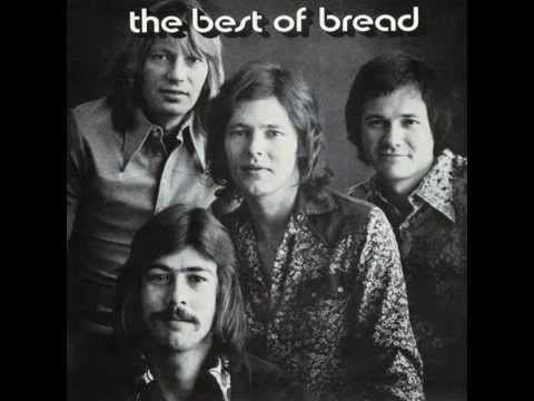 "Bread -  The Best of Bread (1973) - California's answer to the beatles? Well no. This is a pioneering ""soft rock"" band. But it in terms of production values, musicality and poignancy, I really think this band is up there. Some might find them too ""schmaltzy,"" but i still listen about once a year.."
