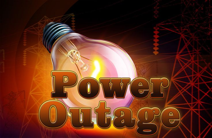 Clarksville Department of Electricity reports Power Outage due to Lightning in St. Bethlehem area