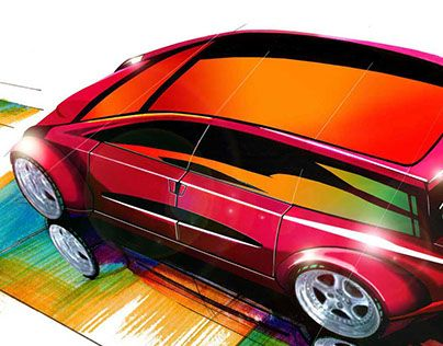 """Check out new work on my @Behance portfolio: """"CONSEPT CAR ILLUSTRATIONS"""" http://be.net/gallery/35230615/CONSEPT-CAR-ILLUSTRATIONS"""