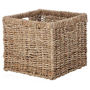 Storage Basket Natural