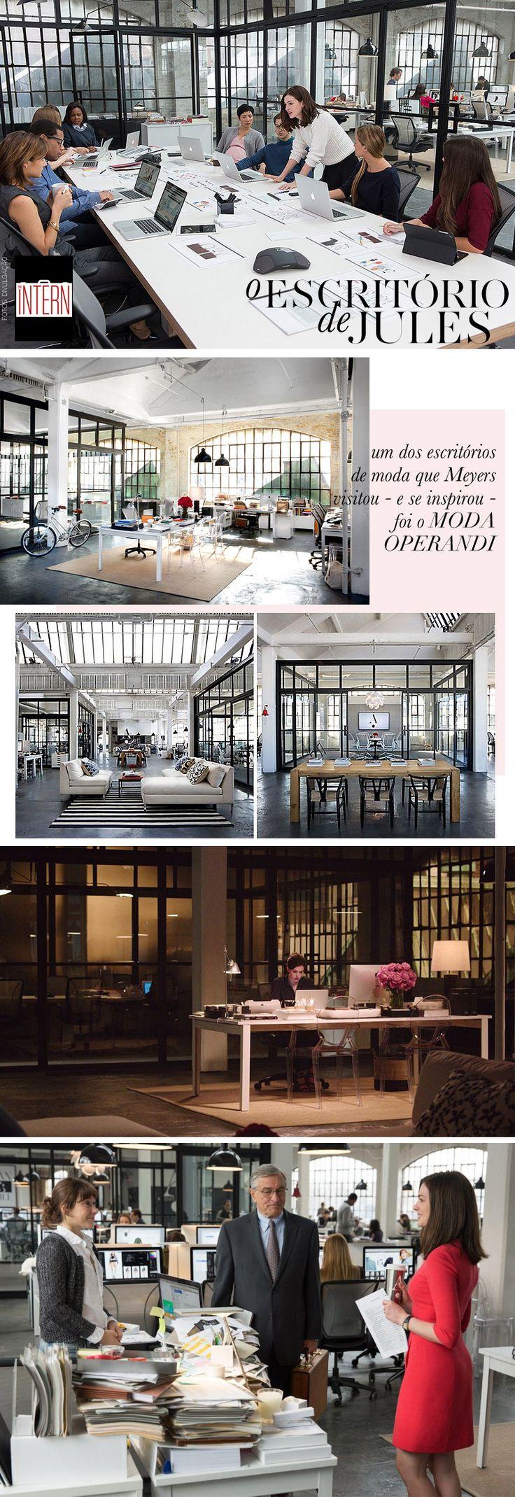 living-gazette-barbara-resende-mix-filme-lancamento-the-intern-set-jules-office