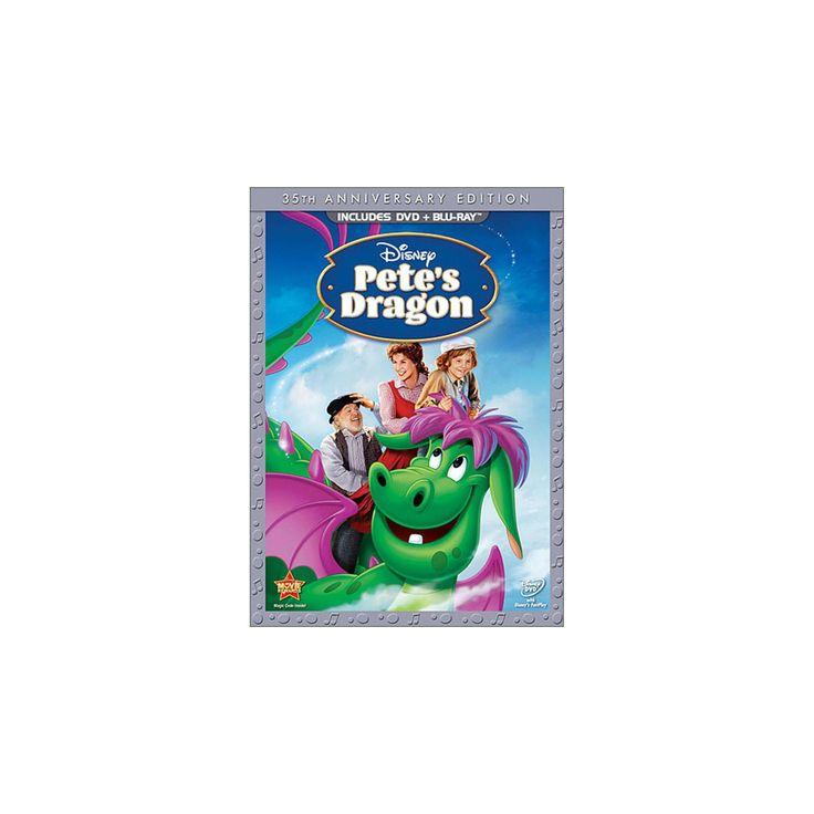 Pete's dragon (35th anniversary editi (Dvd)