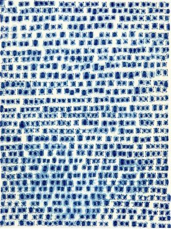 Untitled  無題 by Kim Whanki