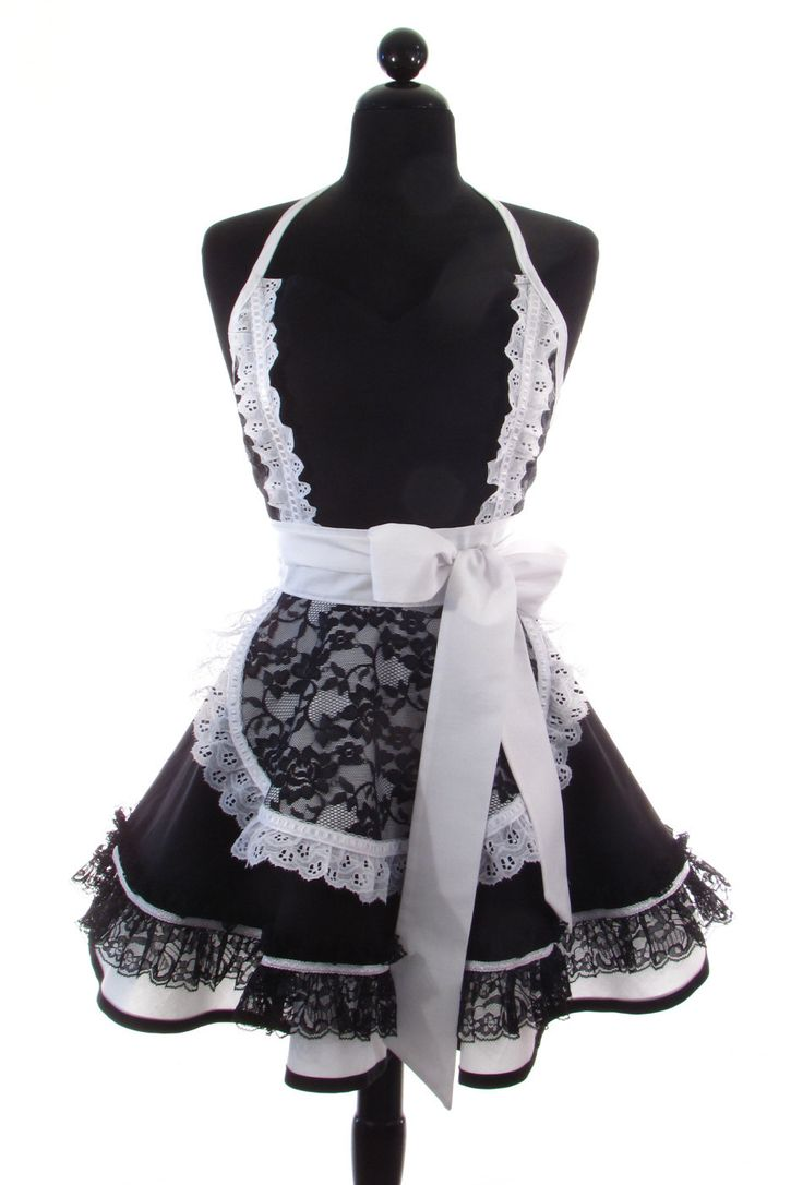 The 25 best french maid ideas on pinterest french maid for Sexy wedding dress costume