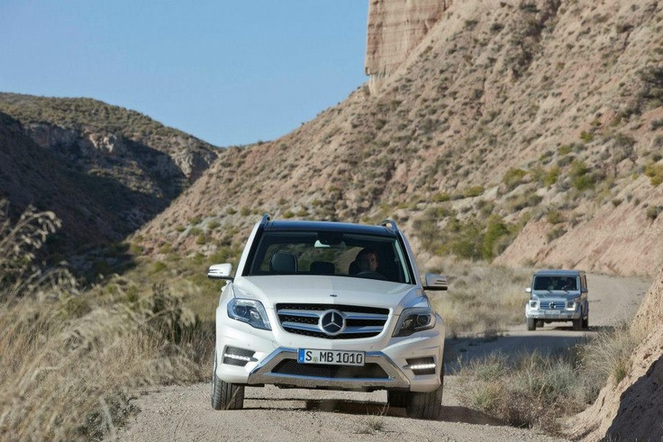 Driving a Mercedes-Benz SUV says a lot about your appetite for adventure. Which model would you choose for a getaway: the G-Class, GL-Class, GLK-Class or M-Class? Visit us at www.mccarthymotors.co.za/mercedes