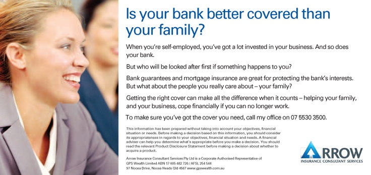 Is you bank better covered than your family
