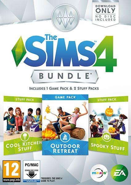 Comprar The Sims 4: Bundle Pack 2 Origin