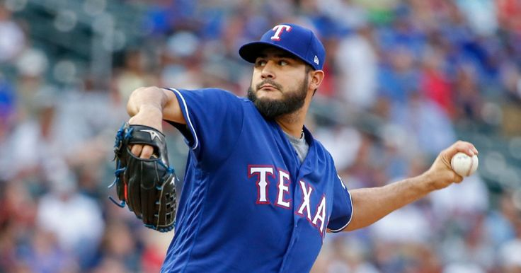 After another poor outing, should Rangers pick up Martin Perez' option for 2018? - Dallas News