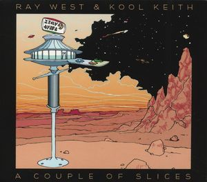 """Ships Worldwide: #NewMusic from Ray West & Kool Keith -- """"A Couple Of Slices"""" 2015 album. New sealed CD $15.95 @ http://www.discogs.com/sell/item/283819148"""
