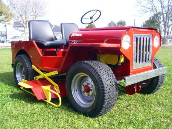 Roof Lawn Mowers Amp Roof Ranger Riding Mower