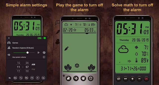 تنزيل تطبيق المنبه الذكي Alarm Clock Pro Apk للاستيقاظ من النوم بطرق جد مدهشة مع مميزات رائعة للأندرويد 2020 Graphing Calculator Solving Alarm Clock