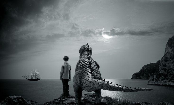 Helena Blomqvist, Le Grand Voyage, 2013, 85 x 140 cm