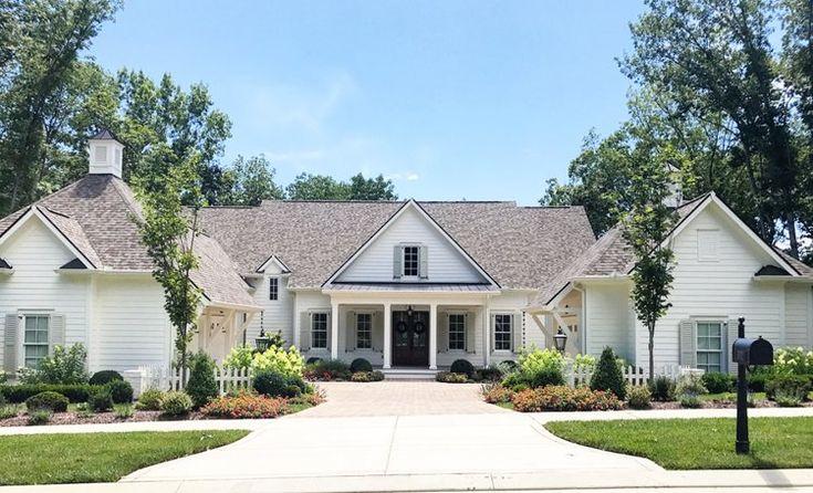 Best Hatcliff Construction Llc White Exterior Houses 400 x 300