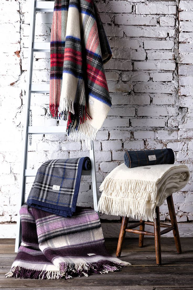 Red Lychee blankets and throws are uniquely designed and made out of specially selected wool with very high quality craftsmanship.