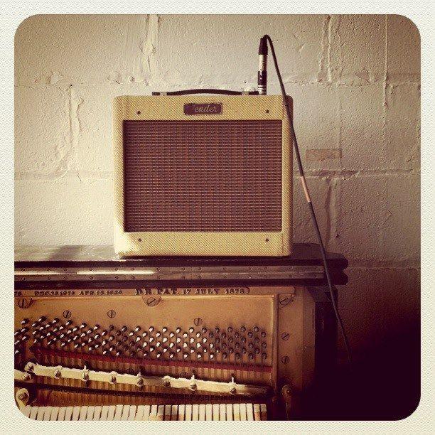 #Fender amp