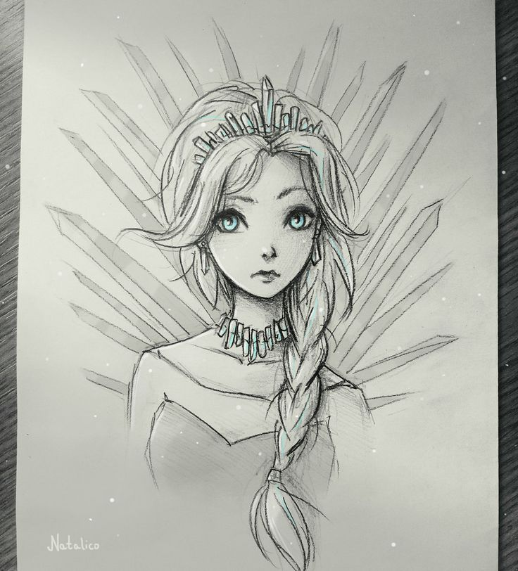 Ice Queen by natalico