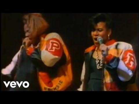 Salt-N-Pepa - Push It - YouTube