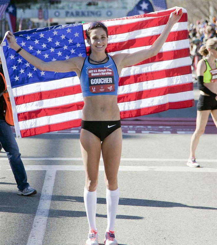 Olympic hotties: World's most alluring athletes - Slideshows and Picture Stories - TODAY.com: Women Marathons, Motivation Fit Health, Kara Goucher, Marathons Training, Fit Inspiration, Goucher Push, Fit Motivation, Baby Weights, Olympics Marathons