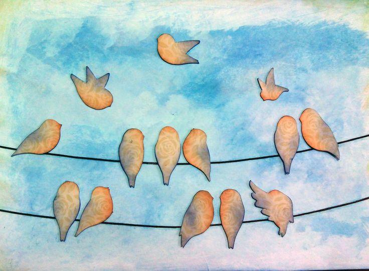 peeps and tweet-tweet...