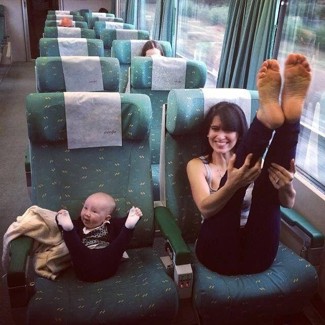 Love mum & baby