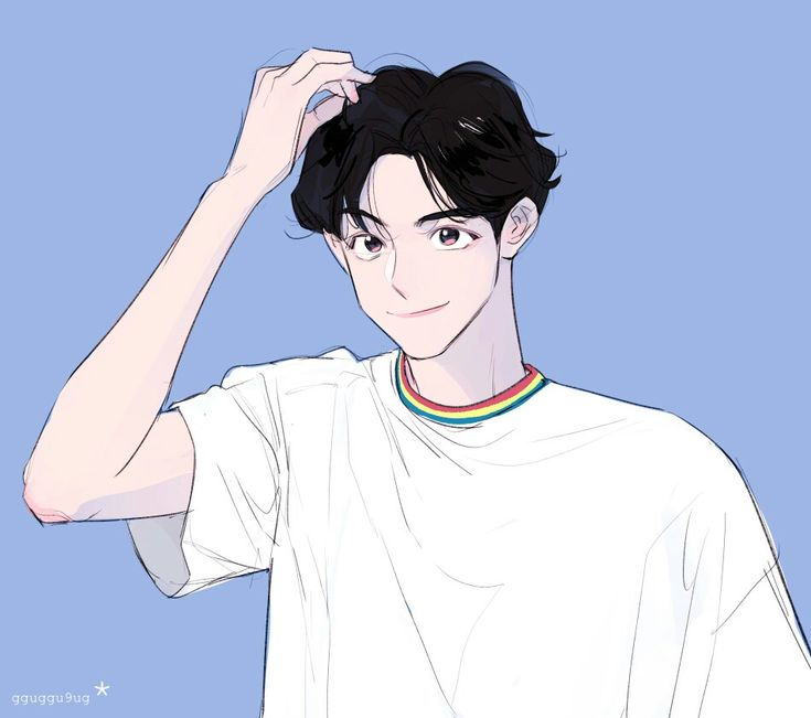 Hey everyone!i got sooooo many requests after my what's on my iphone video to make a tutorial for the nichi app that i showed. Pin by Piyatida Poykaew on BTS Fan Art   Boy art, Cartoon