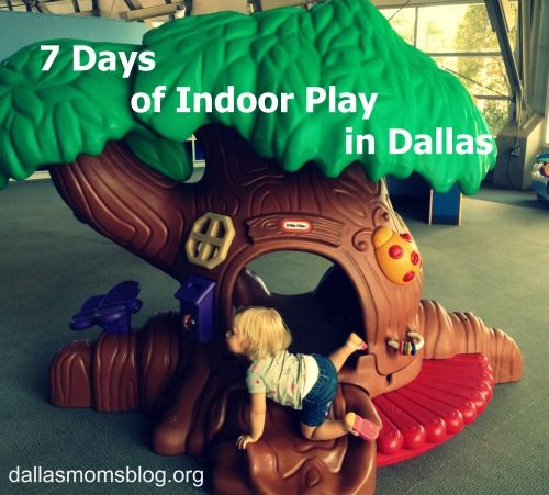 7 Days of Indoor Play for Kids in Dallas. And the Avenue in Waxahachie now.