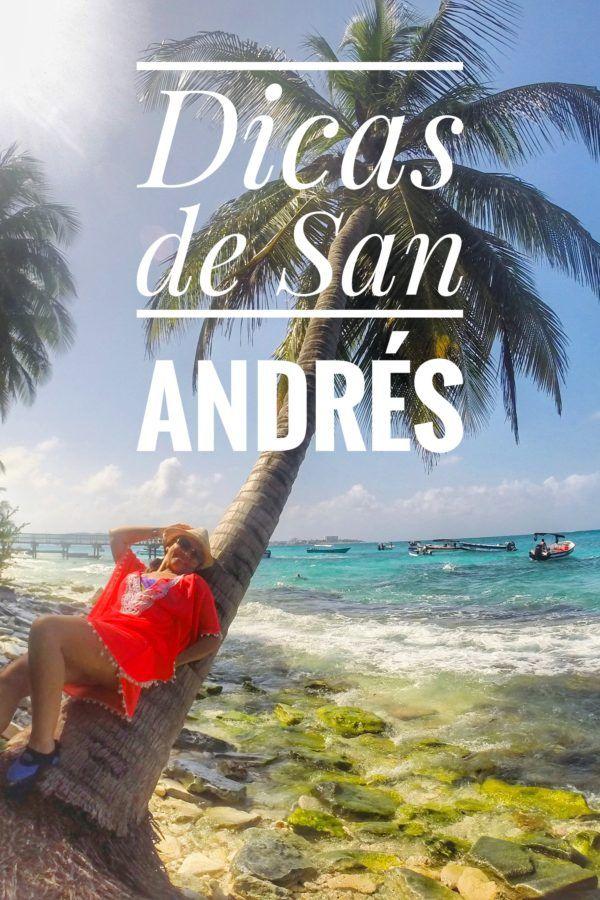 San Andrés - Dicas de Viagem http://viajantemovel.com.br/san-andres-dicas-viagem/